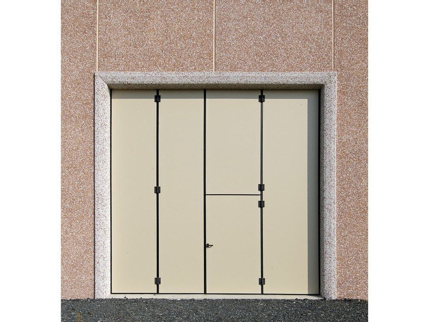 Arched doorway Arched doorway - Premac Prefabbricati