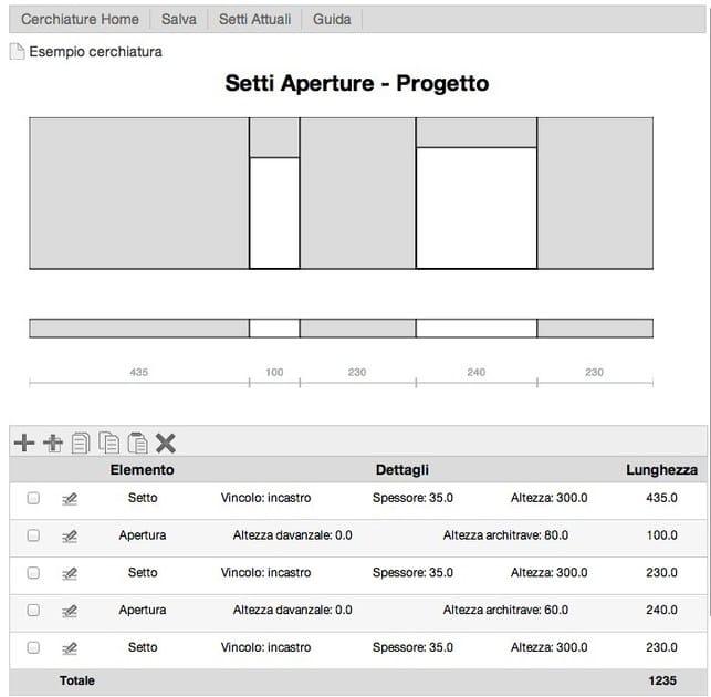 Online/Cloud Software iT-cerchiature - INTERSTUDIO
