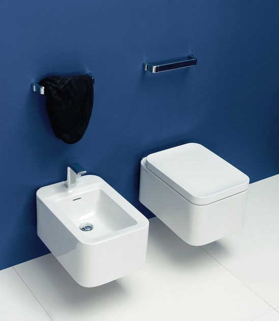 Wall-hung toilet NILE | Wall-hung toilet - CERAMICA FLAMINIA