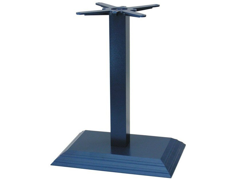 Cast iron Table Base BALI-64 | Table Base - Vela Arredamenti