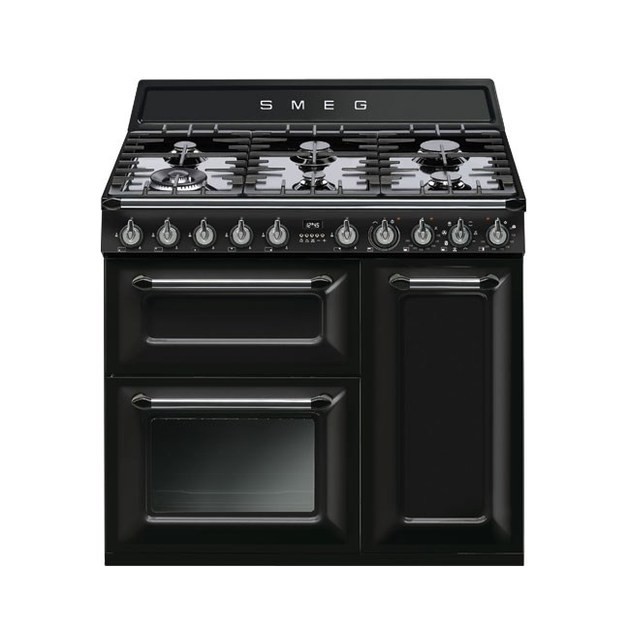Cucina a libera installazione design victoria smeg - Cucina libera installazione smeg ...