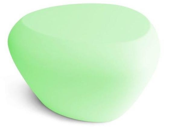 Lounge (foot)stool/ table with LED TEASER LED by Lonc
