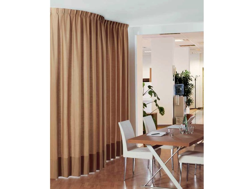 Drapery track ARCO 490 by Mottura