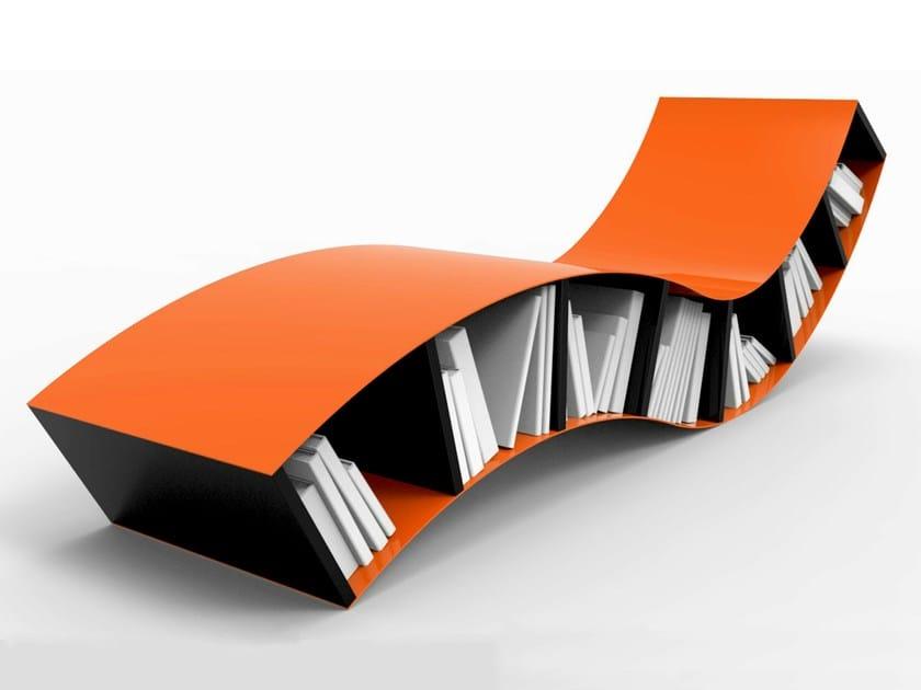 libreria a giorno bifacciale boabook collezione t2l by. Black Bedroom Furniture Sets. Home Design Ideas