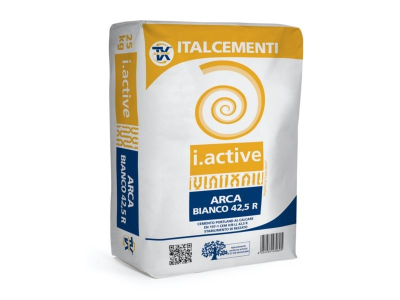 Cement I.ACTIVE ARCA BIANCO - Italcementi