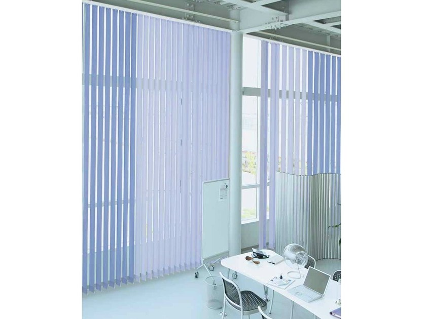 Vertical blinds headrail DUAL 359 - Mottura Sistemi per tende