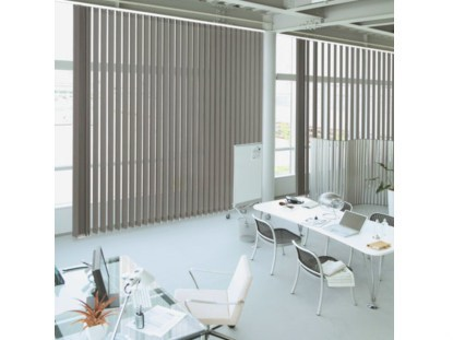 Vertical blinds headrail MONO 373 - Mottura Sistemi per tende