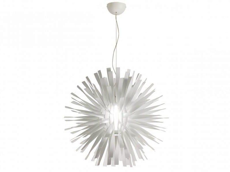 Aluminium pendant lamp ALRISHA | Pendant lamp - AXO LIGHT
