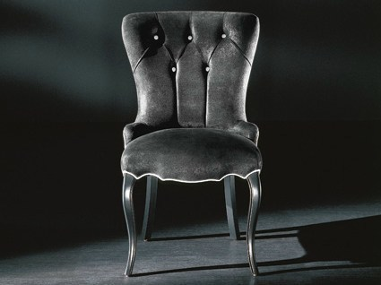 Upholstered armchair ANGLAISE - Transition by Casali