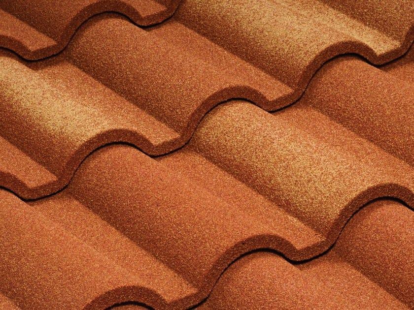 Steel Roman tile METROTILE ROMANA - METROTILE