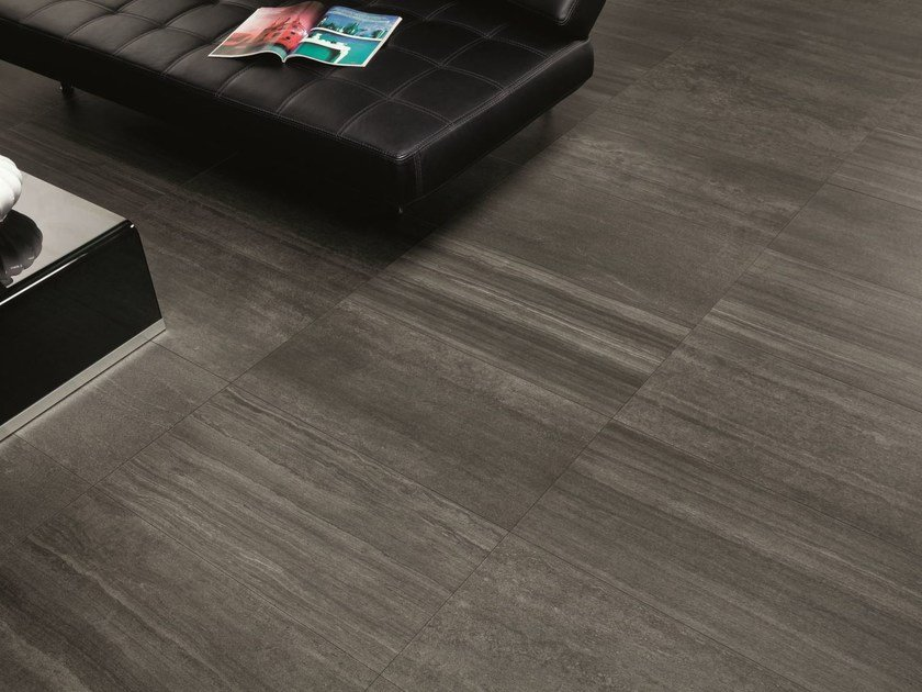 Wall/floor tiles with stone effect VERSE VOLCANO by Ceramiche Caesar