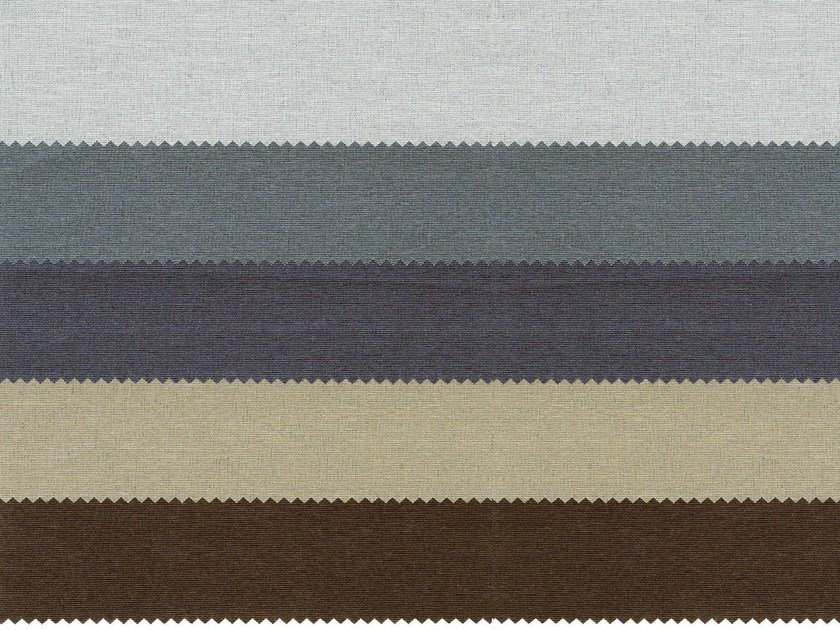 Fire retardant Trevira® CS fabric for curtains GALAXY 1 F.R. by Mottura