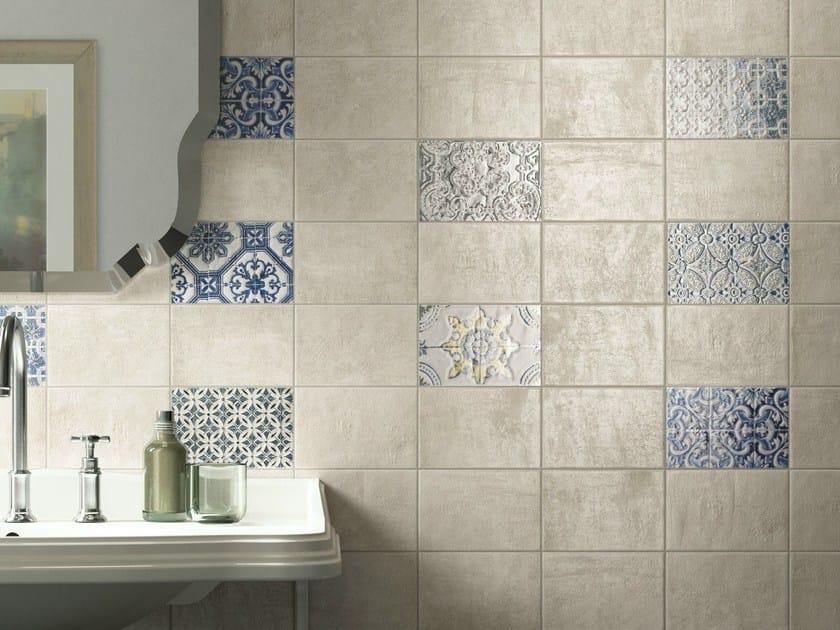 Double Fired Ceramic Wall Tiles Via Veneto By Cooperativa