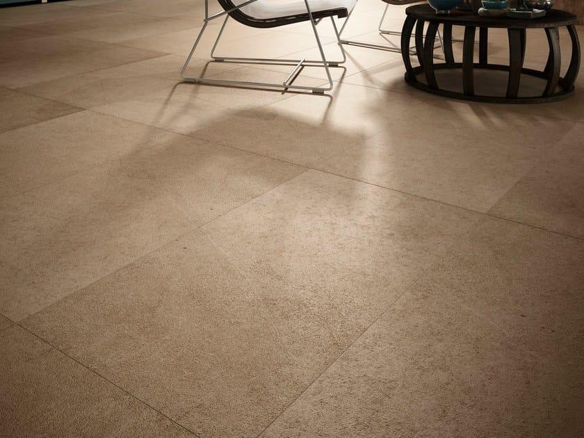 Glazed stoneware flooring LASTRA by Ceramica d'Imola