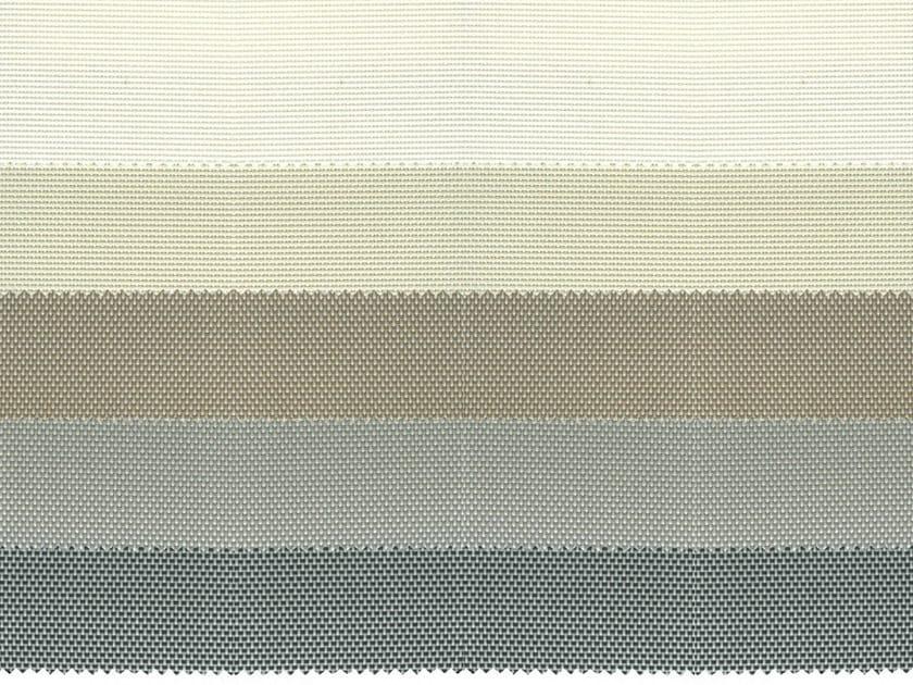Fire retardant polyester fabric for curtains AEROSCREEN 2 F.R. - Mottura Sistemi per tende