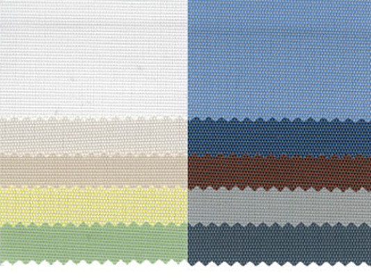 Fire retardant PVC fabric for curtains SCREEN G4V - Mottura Sistemi per tende