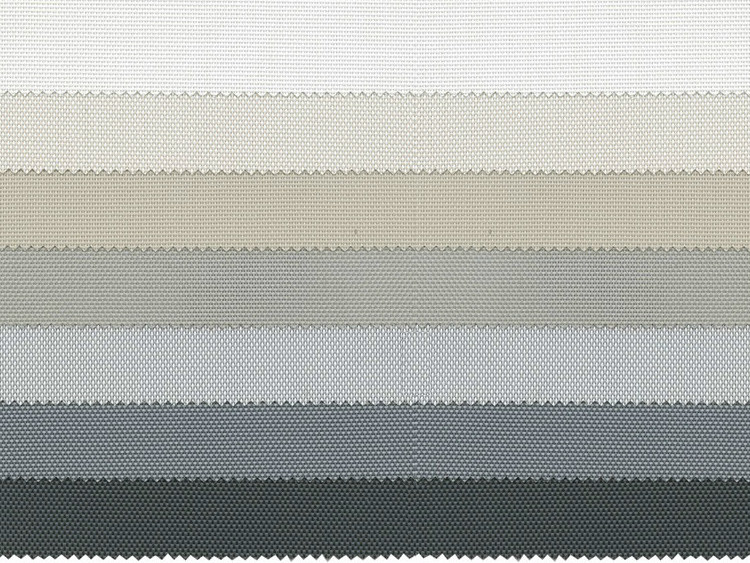 Fire retardant PVC fabric for curtains SCREEN G3 - Mottura Sistemi per tende