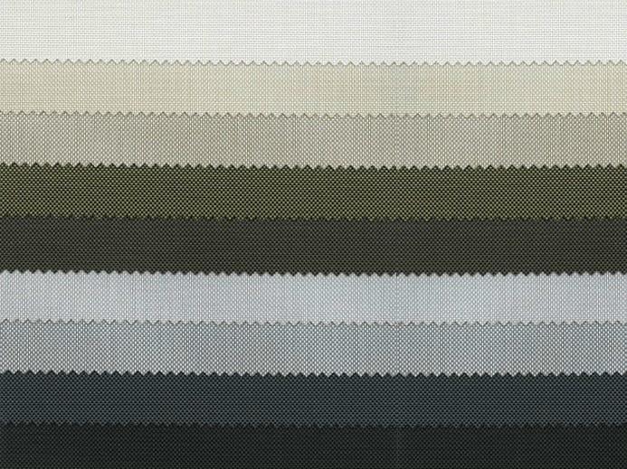Fire retardant PVC fabric for curtains SCREEN P6 F.R. - Mottura Sistemi per tende