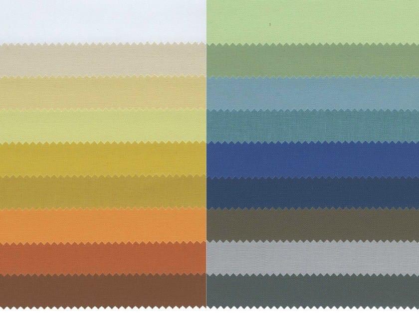 Dimming natural fibre fabric for curtains BLACKOUT C - Mottura Sistemi per tende