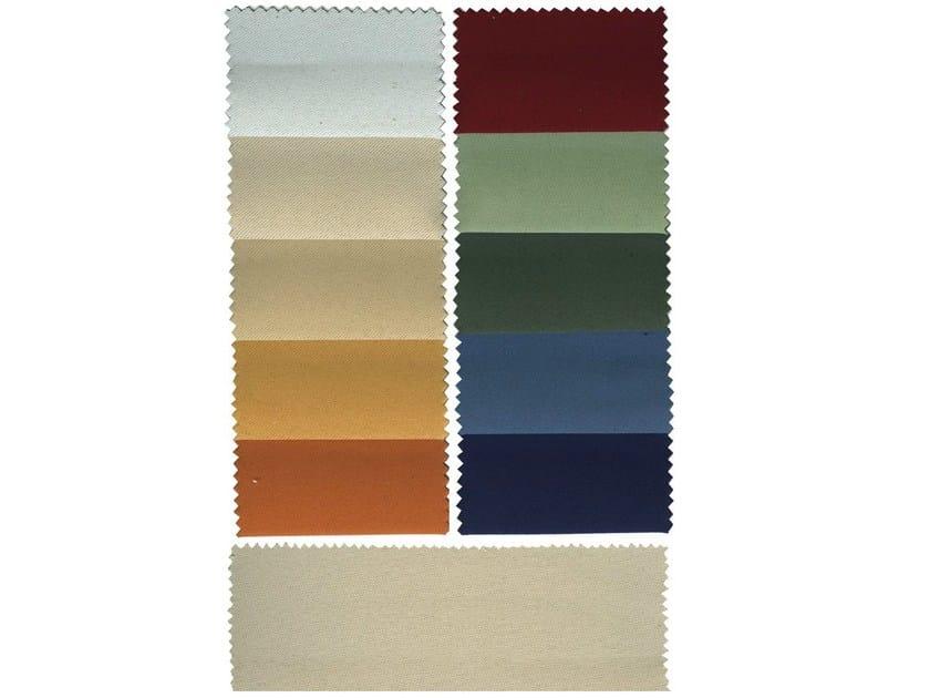 Fire retardant dimming polyester fabric for curtains MASTER DARK 300 - Mottura Sistemi per tende