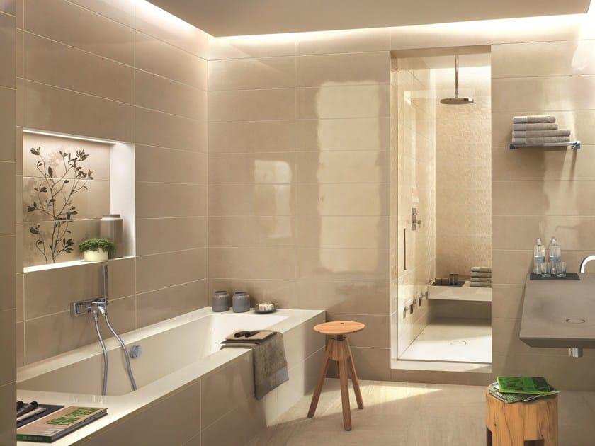 White-paste wall tiles HANDMADE - Ragno