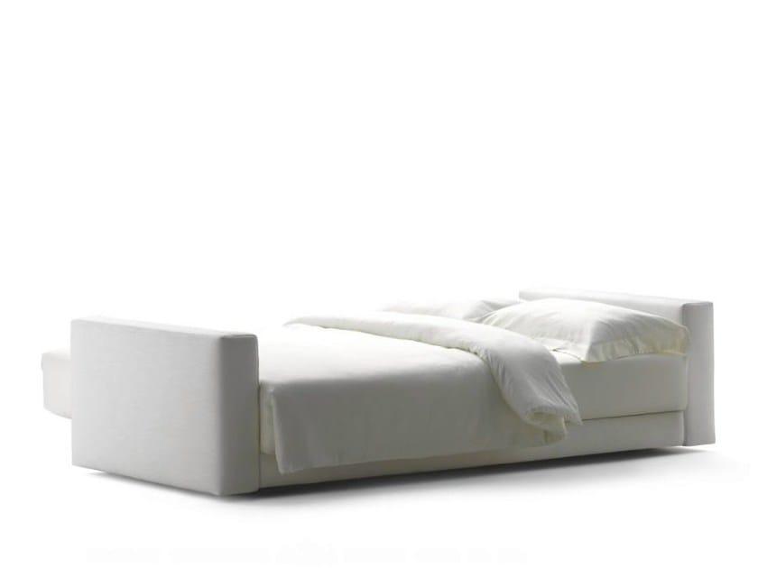 Divano letto sfoderabile piazzaduomo divano flou - Poltrone letto flou ...