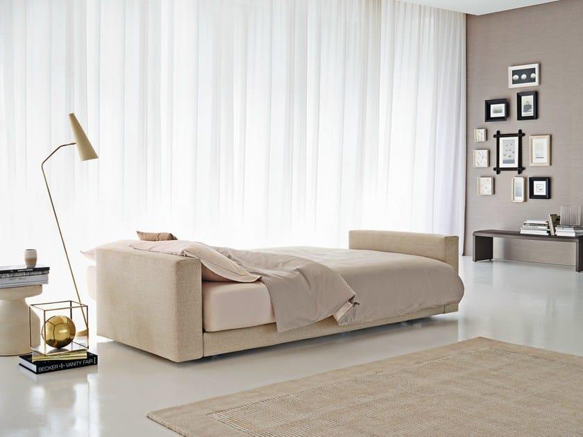 Divano letto sfoderabile piazzaduomo flou - Poltrone letto flou ...