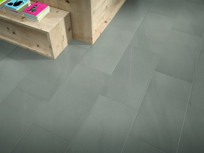 Porcelain stoneware wall/floor tiles SistemE by MARAZZI