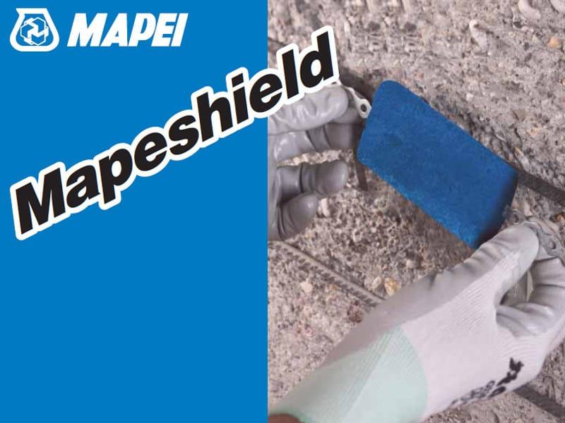 Produto anticorrosivo MAPESHIELD - MAPEI