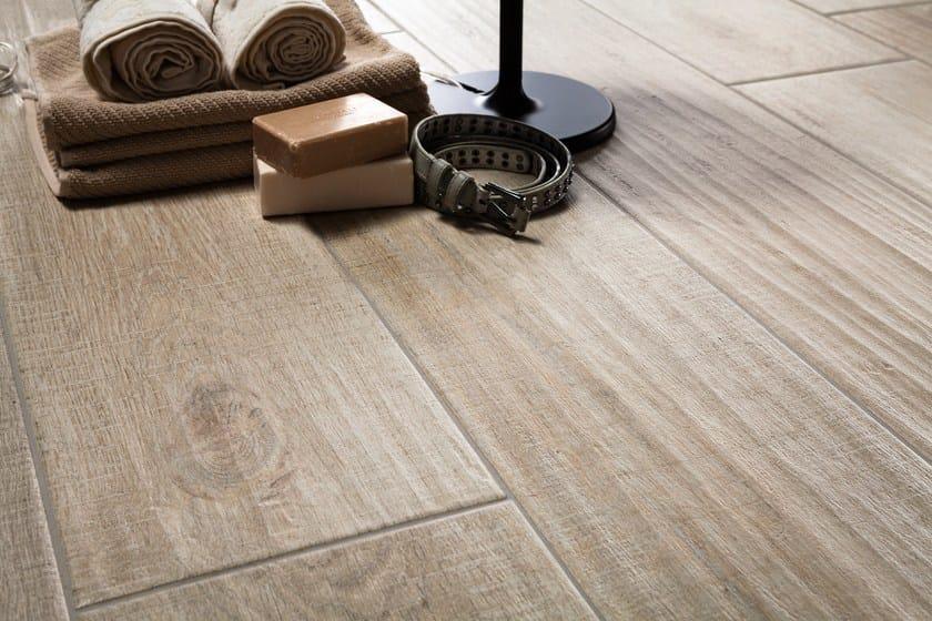 pavimento in gres porcellanato effetto legno assi d 39 alpe. Black Bedroom Furniture Sets. Home Design Ideas