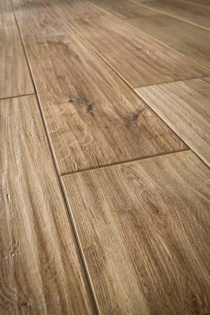 Pavimento in gres porcellanato effetto legno ASSI D'ALPE ...
