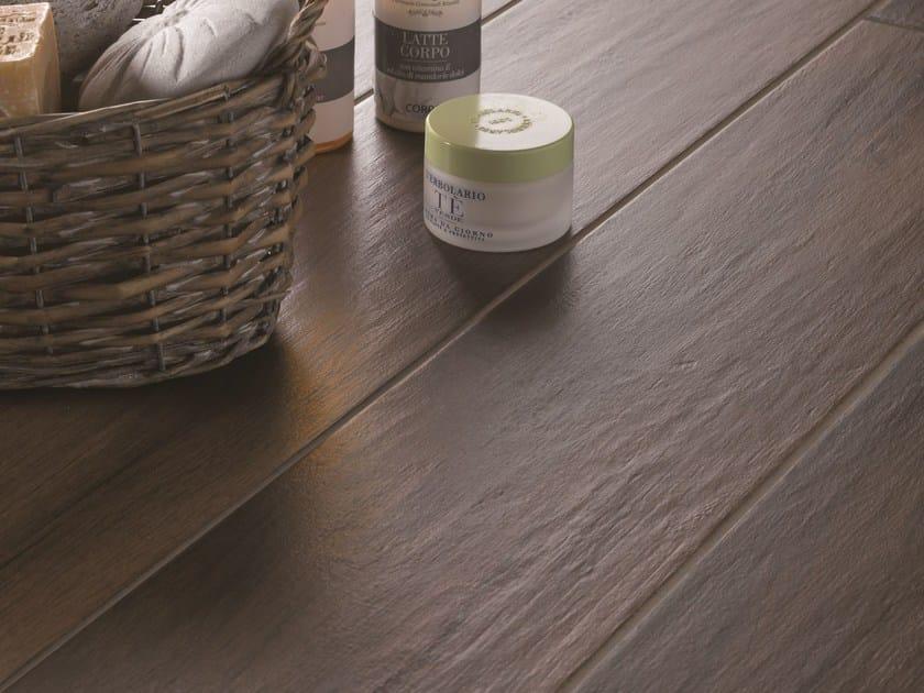 Pavimento de gres porcel nico esmaltado imitaci n madera for Azulejo de parquet negro imitacion