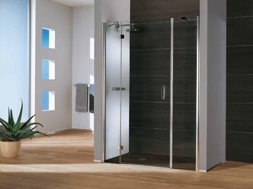 Box doccia a nicchia rettangolare POLARIS DESIGN | Box doccia a ...