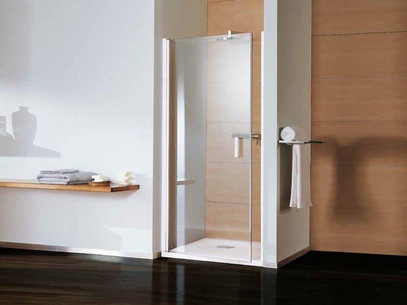 Box doccia a nicchia con piatto polaris dream box doccia a nicchia samo - Porta doccia samo ...