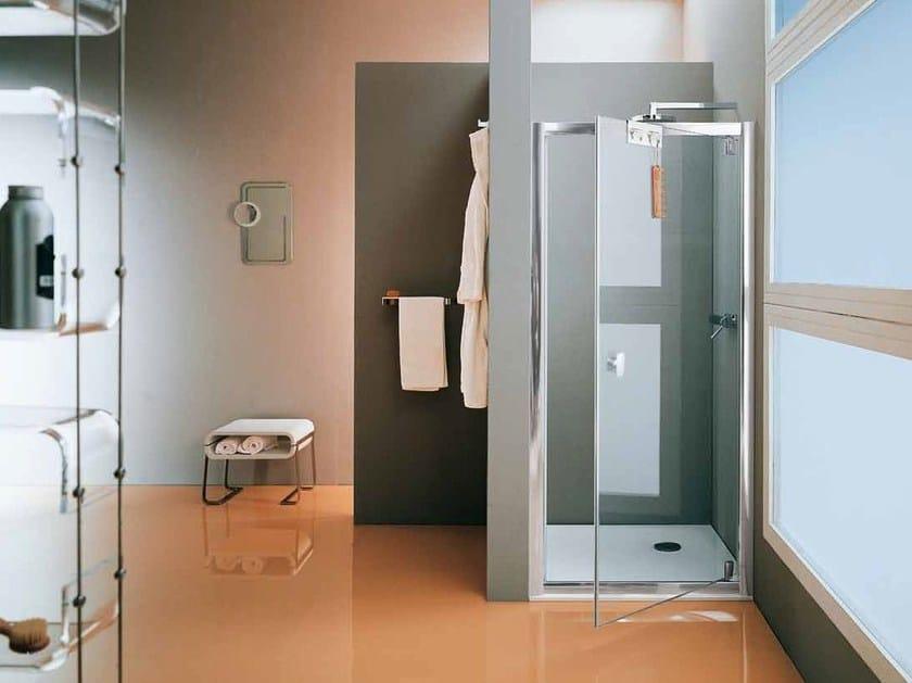 Niche shower cabin with tray NEW CEE | Niche shower cabin - Samo