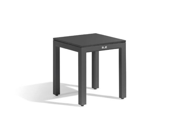 Silestone® garden side table QUARTO | Square garden side table - MANUTTI