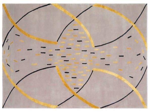 Handmade rug ODEON - Deirdre Dyson
