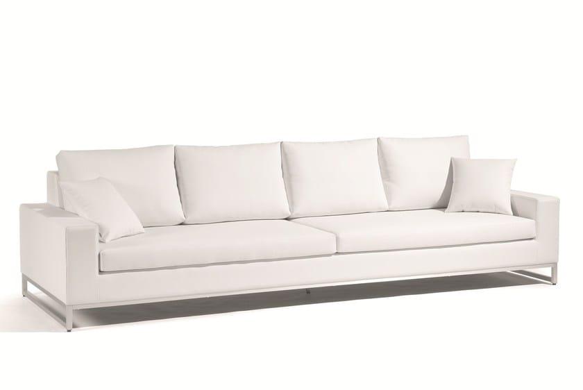 3 seater garden sofa ZENDO | 3 seater sofa - MANUTTI