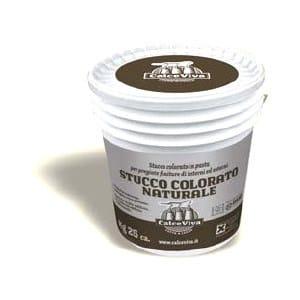 Stucco colorato naturale - CALCEVIVA – ADRIATICA LEGNAMI