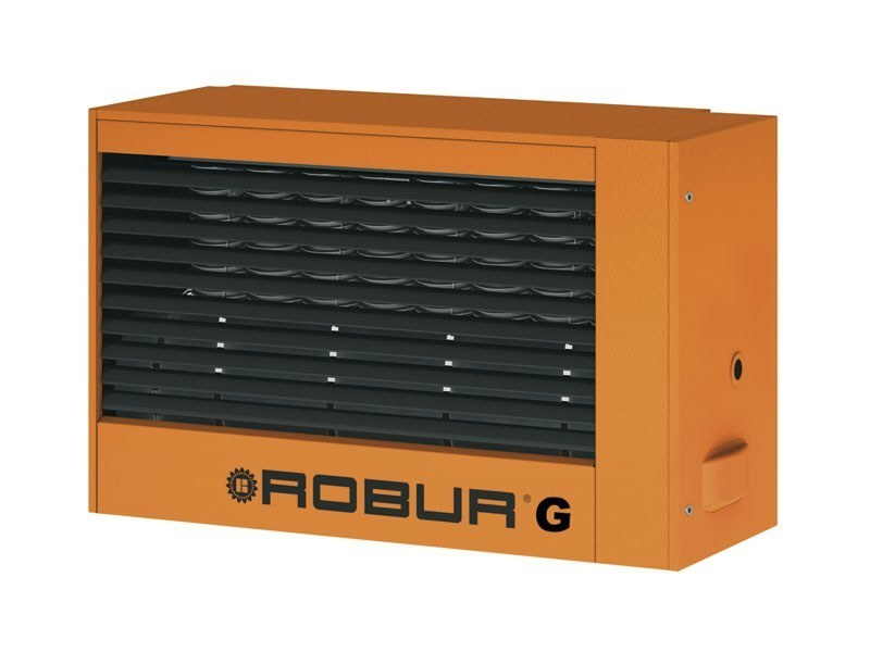 Air heater SERIE G - ROBUR
