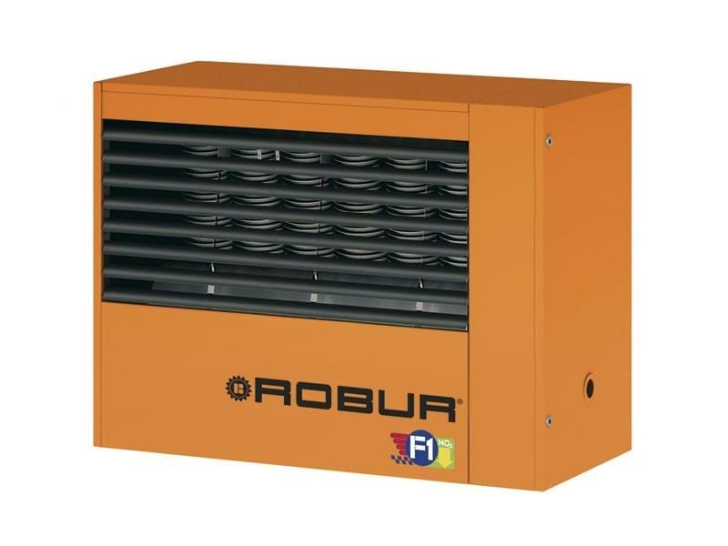 Air heater SERIE F - ROBUR