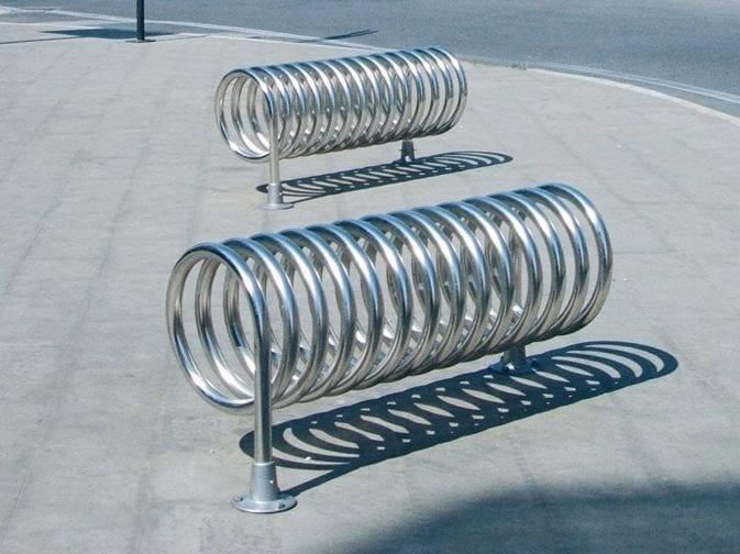 Steel Bicycle rack RESET - Metalco