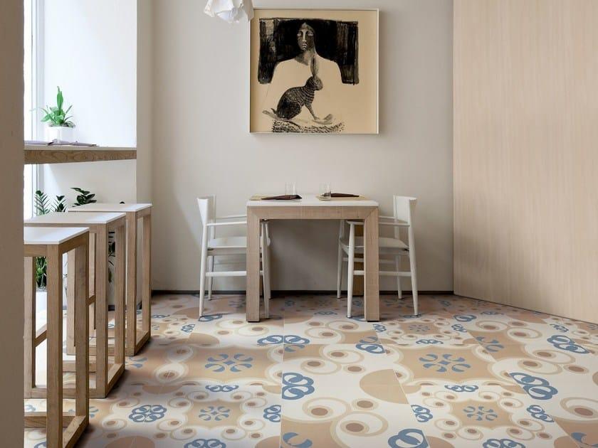 Revestimento de pisos de grés porcelânico TRADITION - Ceramiche Refin