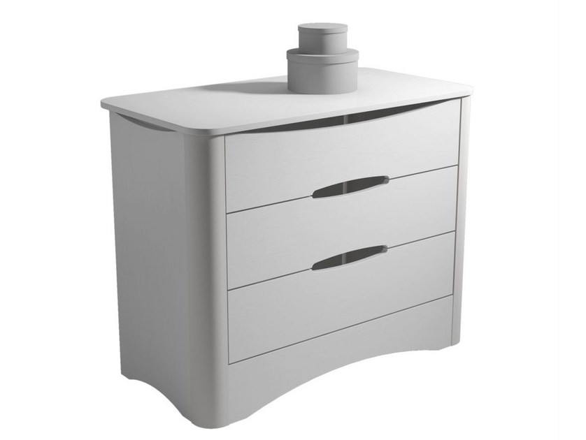 Chest of drawers FUSION | Chest of drawers - Mathy by Bols