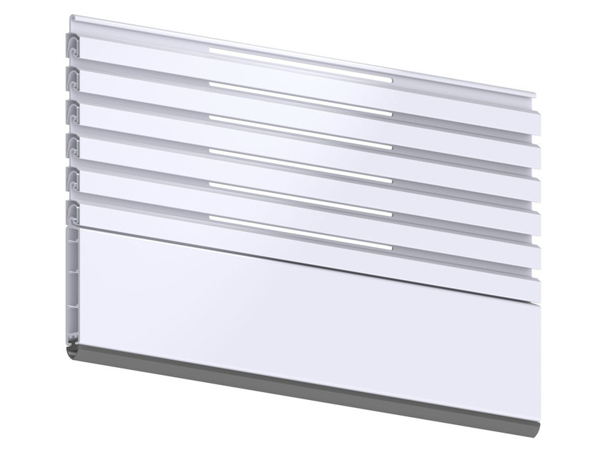Aluminium roller shutter LUZ DAYLIGHT T10 - HELLA Italia