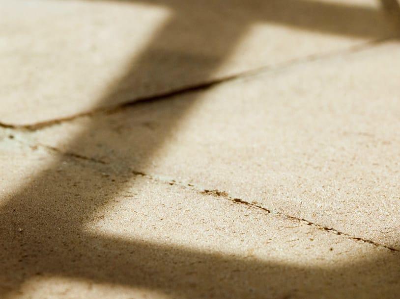 Quarry flooring GIALLO - COTTO FURNO'