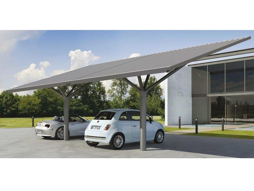 Steel Carport ALCOR - Metalco