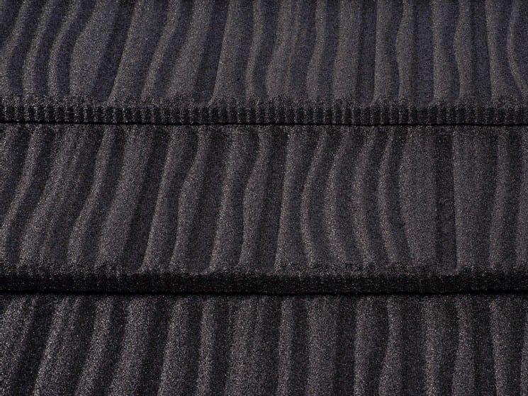 Steel roof tile METROTILE WOODSHAKE - METROTILE
