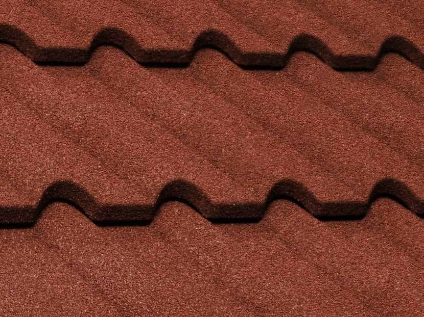 Steel roof tile METROTILE GALLO - METROTILE