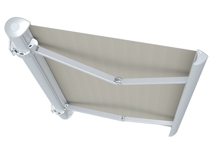 Box Folding arm awning COMPACT - HELLA Italia